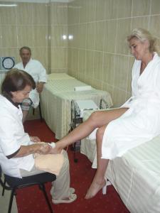 Baza de tratament Hotel International - Ultrasunete