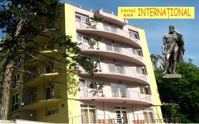 Hotel International - Cazare Baile Herculane