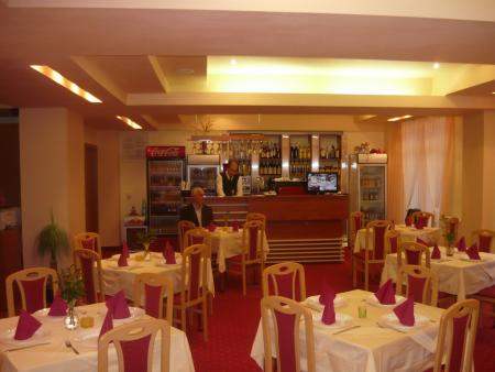 Restaurant Hotel International Baile Herculane